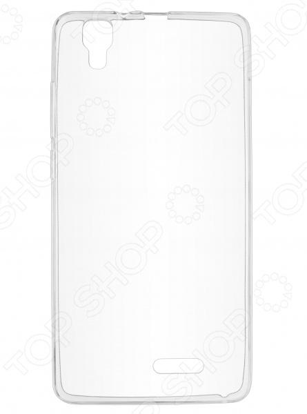 Чехол защитный skinBOX Prestigio Grace R5 LTE смартфон prestigio grace z5 серебристый 5 3