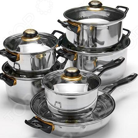 Mayer&Boch Набор посуды для готовки Mayer&Boch MB-25748