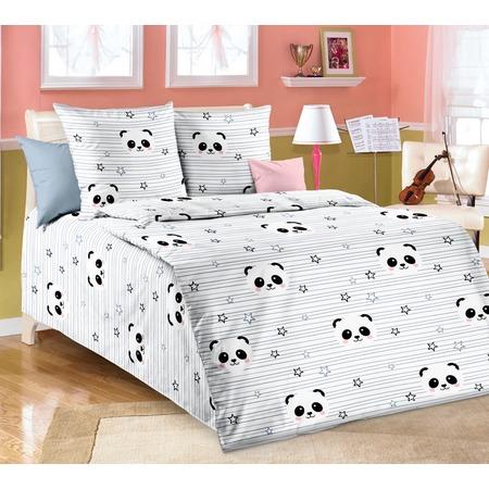 Купить Детский комплект постельного белья ТексДизайн «Бамбуковый мишка». 1,5-спальный