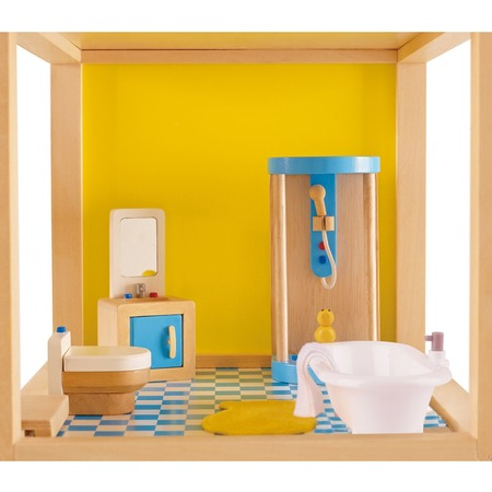 Купить Мебель для домика Hape «Ванная комната»
