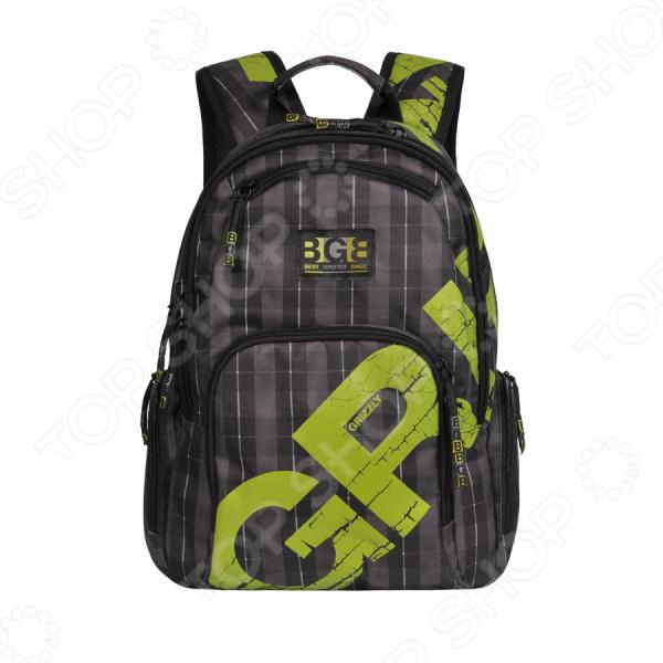 Рюкзак молодежный Grizzly RU-623-1/1