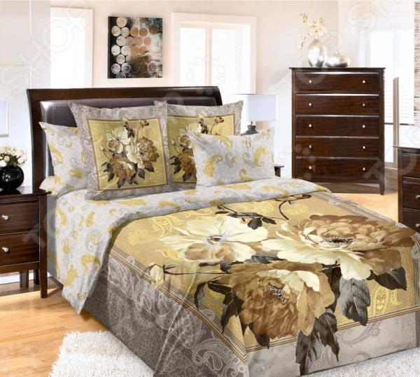 Комплект постельного белья Королевское Искушение «Мистерия». 1,5-спальный