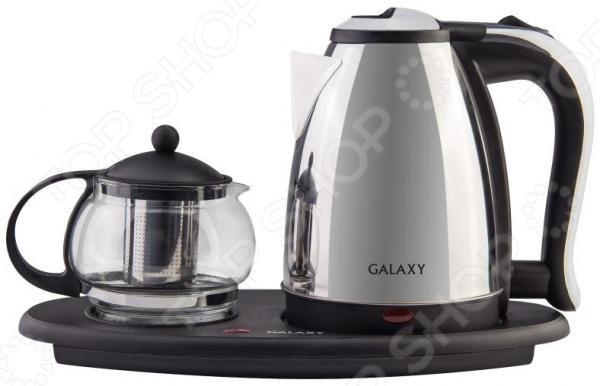 Набор для приготовления чая Galaxy «Свежесть»