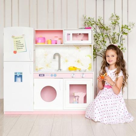 Купить Кухня игрушечная PAREMO «Фиори Бьянка»