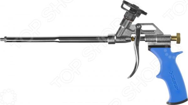 Пистолет для монтажной пены Зубр «Профессионал. Буран» 06866_z01