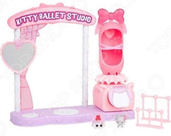 Набор игровой для девочек Moose «Танцевальная студия Китти»