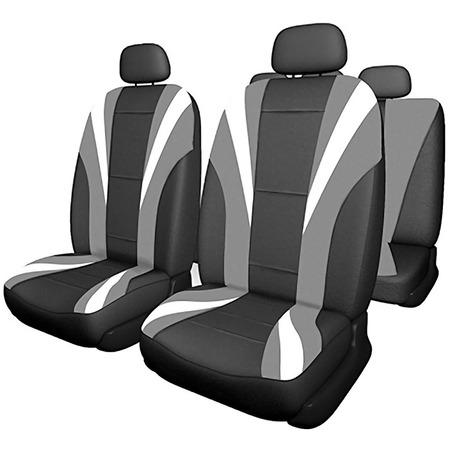 Купить Комплект чехлов на сиденья автомобиля SKYWAY Drive-3
