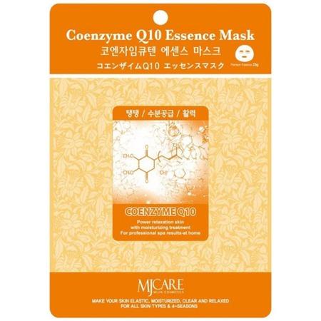 Купить Маска увлажняющая для лица MJ Care Coenzyme Q10