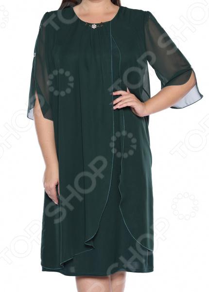Платье Pretty Woman «История любви». Цвет: зеленый