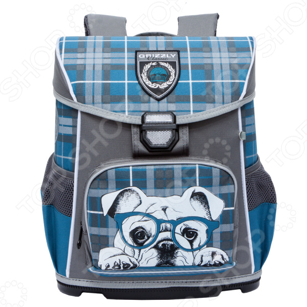 Рюкзак школьный Grizzly RA-775-3/1