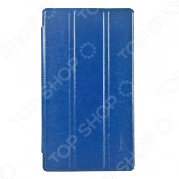 Чехол для планшета IT Baggage ультратонкий для Lenovo IdeaTab 2 A7-30 7 аксессуар защитная пленка lenovo ideatab 2 a7 30 luxcase антибликовая 51059