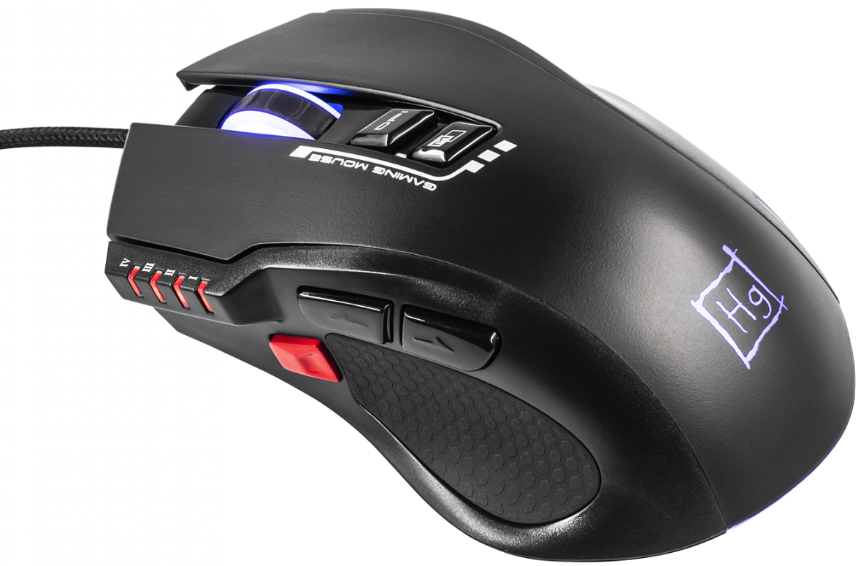 Мышь игровая Harper GM-A05