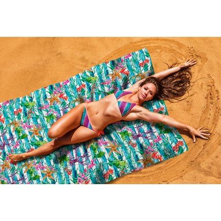 Купить Покрывало пляжное Сирень «Морской бриз»