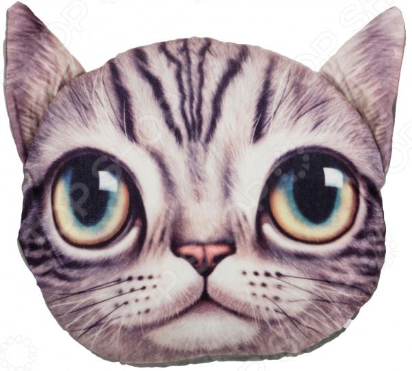 Подушка декоративная «Котик»