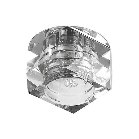 Купить Светильник потолочный декоративный Эра DK58 CH/WH