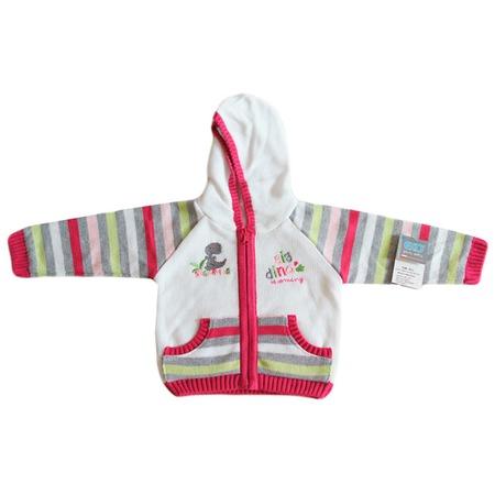 Купить Кофта для девочки EKO Cangoo Pockets с капюшоном