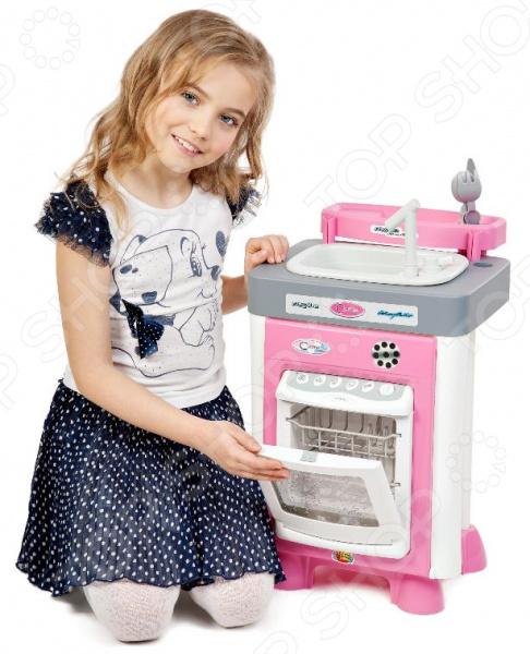 Игровой набор для девочки Coloma Y Pastor №3 с посудомоечной машиной и мойкой