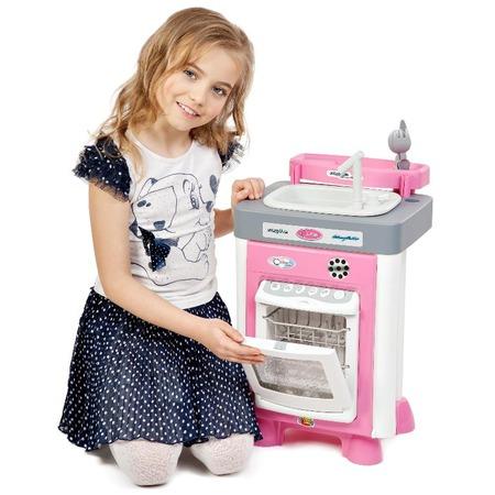 Купить Игровой набор для девочки Coloma Y Pastor №3 с посудомоечной машиной и мойкой