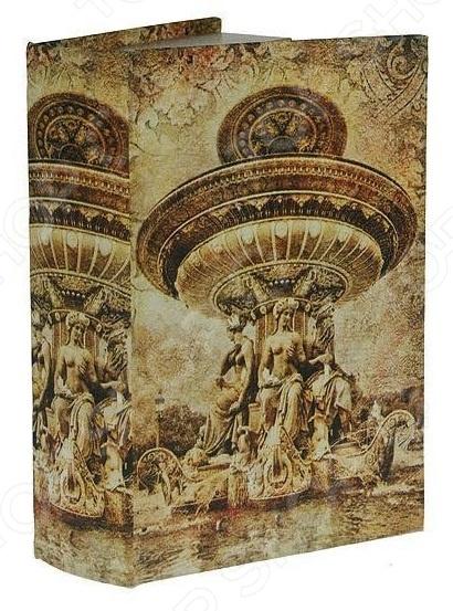 Шкатулка-фолиант «Фонтаны Гитторфа» 184199