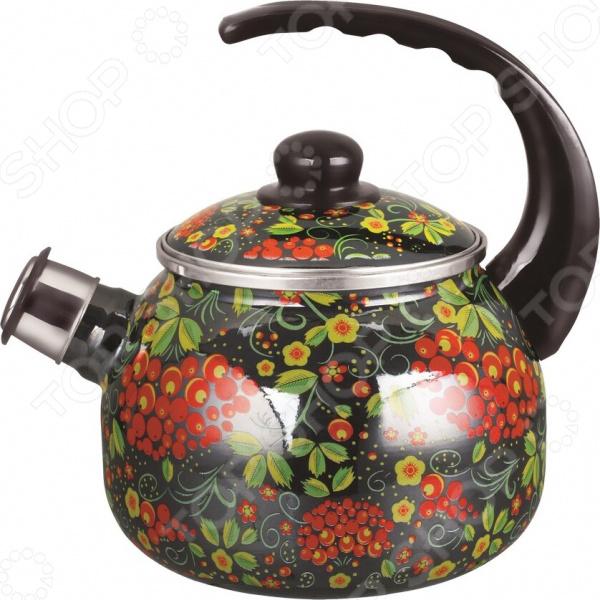 Чайник эмалированный Чудесница ЭЧ-4010 чайник чудесница эч 2004 brown