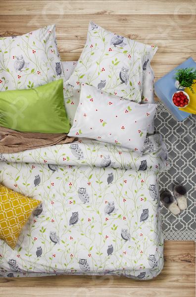 Комплект постельного белья Сова и Жаворонок «Барбарис» годжи это барбарис где в миассе