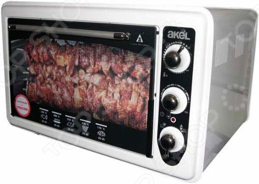 Духовка электрическая Akel AF-740 цена