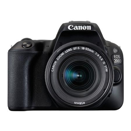 Купить Зеркальный фотоаппарат Canon EOS 200D