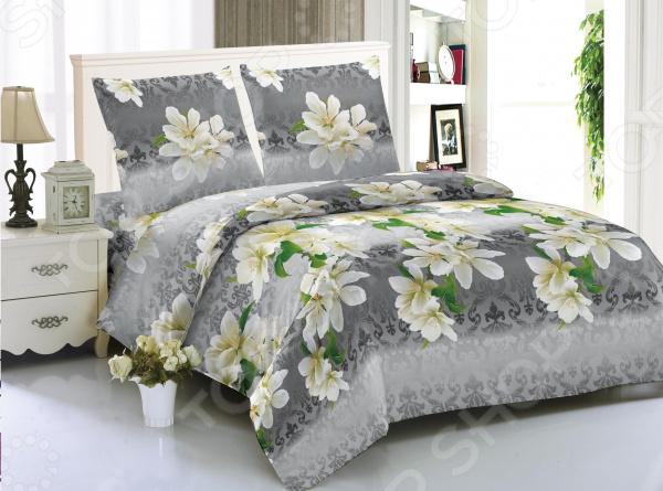 Комплект постельного белья Amore Mio Basel. 1,5-спальный