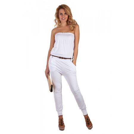 Купить Комбинезон Mondigo 8653. Цвет: белый