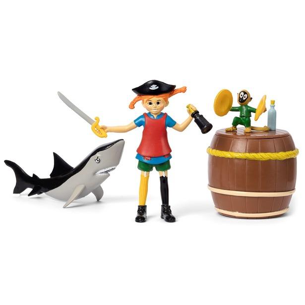 Набор фигурок Micki «Пеппи Длинный Чулок. Пираты»