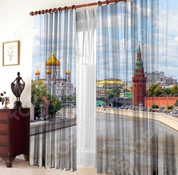 Фотошторы ТамиТекс «Москва»