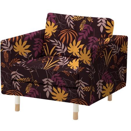 Купить Чехол на кресло «Листопад». Размер: 90х140 см