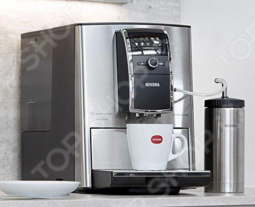 Кофемашина Swiss Diamond Nivona CafeRomatica 859