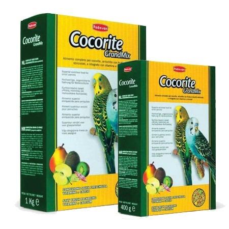 Корм для волнистых попугаев Padovan Grandmix Cocorite