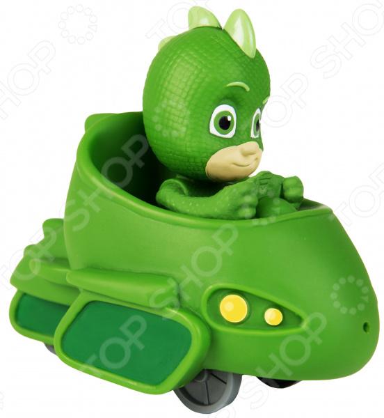 Набор детских игрушек для ванны PJ Masks «Гекко в машине»
