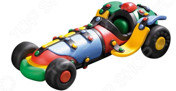 Конструктор игровой Mic-o-mic Маша гоночная mic o mic конструктор автомобиль гоночный малый