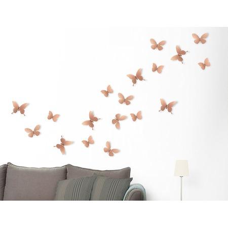 Купить Декор для стен Umbra Mariposa 9