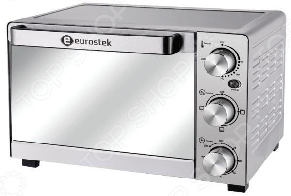 Мини-печь Eurostek ETO-028S цена и фото