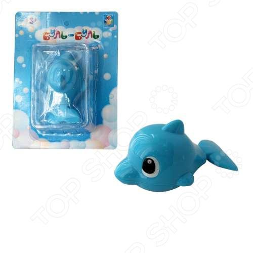 Игрушка для ванны детская 1 Toy «Дельфин» дельфин