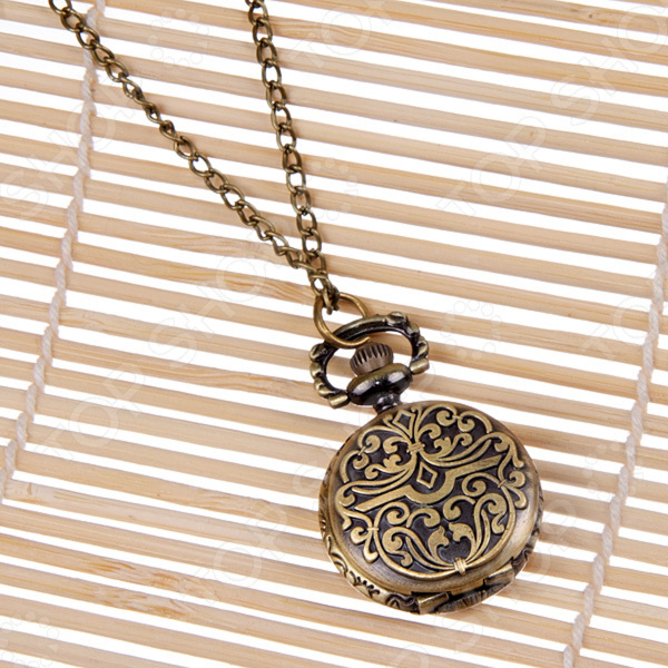 Кулон-часы Mitya Veselkov «Медальон-Модерн»