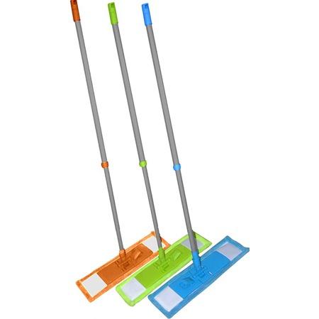 Купить Швабра с телескопической ручкой Мультидом «Ни пылинки» TW58-62. В ассортименте
