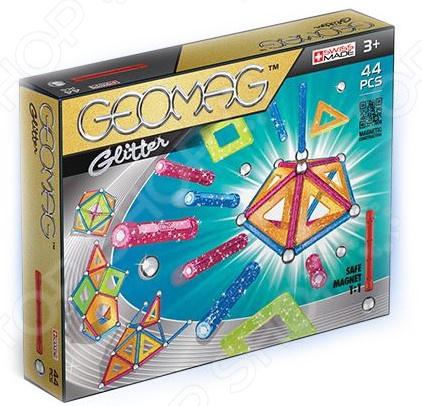 Конструктор магнитный Geomag 532 Glitter