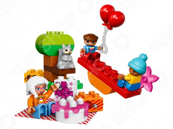 Конструктор для малышей LEGO Duplo «День рождения»