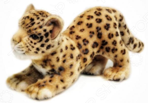 Мягкая игрушка Hansa «Детеныш леопарда» 6412