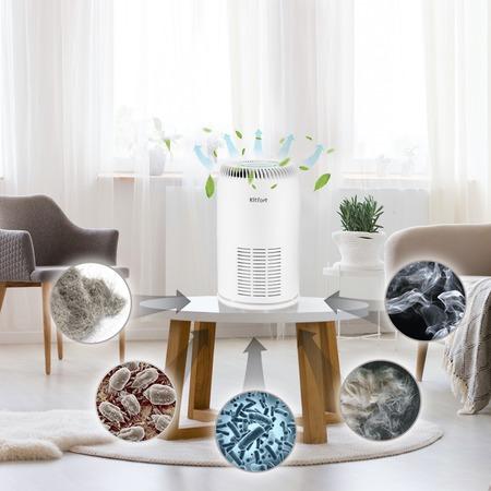 Купить Очиститель воздуха KITFORT КТ-2812