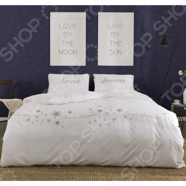 Комплект постельного белья Dormeo «Мечта». 2-спальный