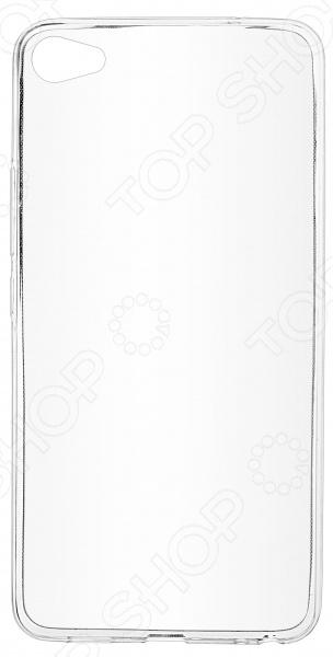 Чехол защитный skinBOX Meizu U20 чехлы для телефонов with love moscow силиконовый дизайнерский чехол для meizu m3s перья