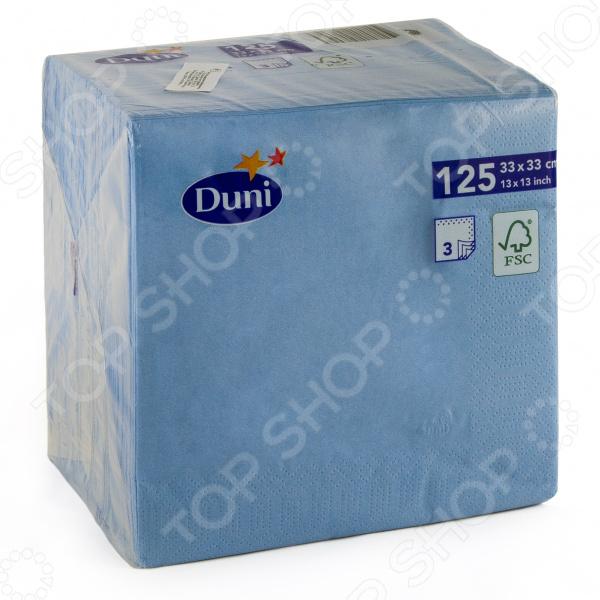 Салфетки бумажные Duni 151809