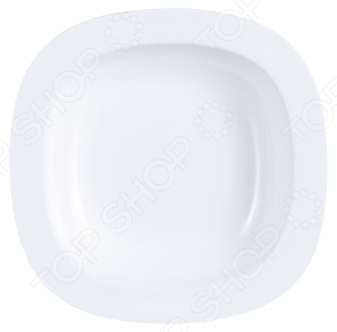 Тарелка суповая Luminarc Squera