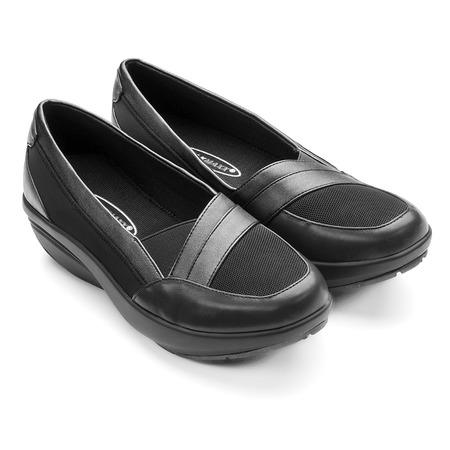 Мокасины женские Walkmaxx Comfort 2.0. Цвет: черный